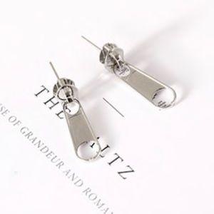 Zipper Earrings! / NWT!! (OS)